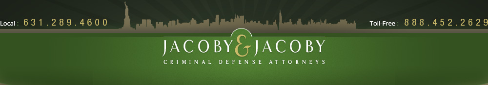 Long Island Criminal Defense Attorney